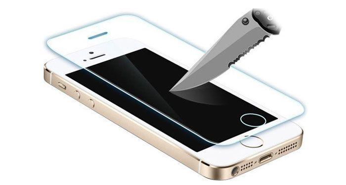 Cristal templado en pantallas para móviles